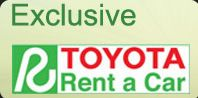 Toyota rent a car y Autoglass